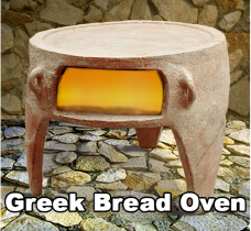 Greek Bread Oven